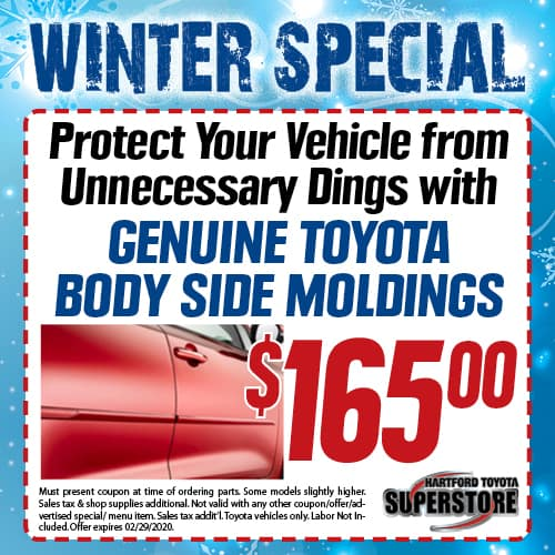 dings winter special