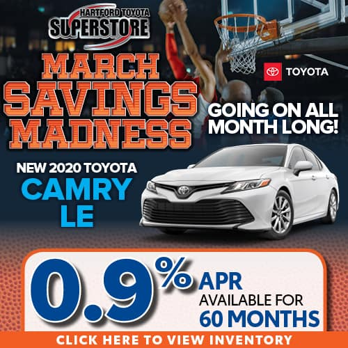 0.9% APR for 60 months available