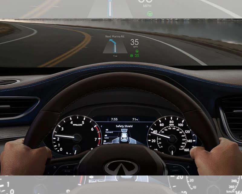 Herrin-Gear INFINITI 2019 INFINITI QX50 vs Acura RDX Jackson, MS