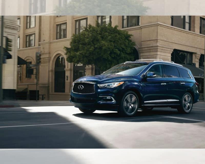 Herrin-Gear INFINITI 2019 INFINITI QX60 VS Acura MDX Jackson, MS