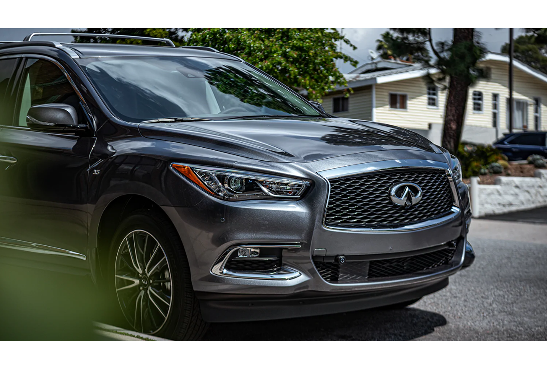 2020 INFINITI QX60 at Herrin-Gear INFINITI serving Jackson, MS