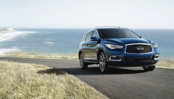 The high-performance 2019 INFINITI QX60