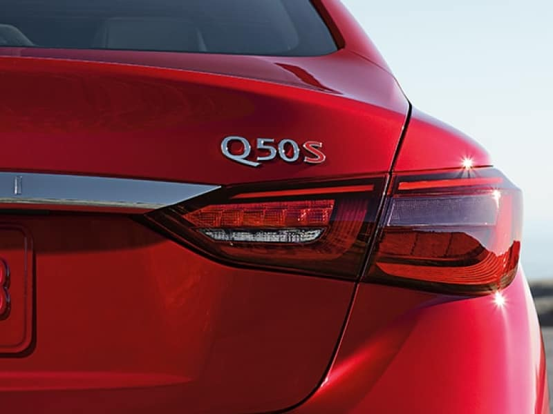 The 2019 INFINITI Q50 available at Herrin-Gear INFINITI in Jackson, MS