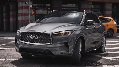 Product image for model INFINITI QX50