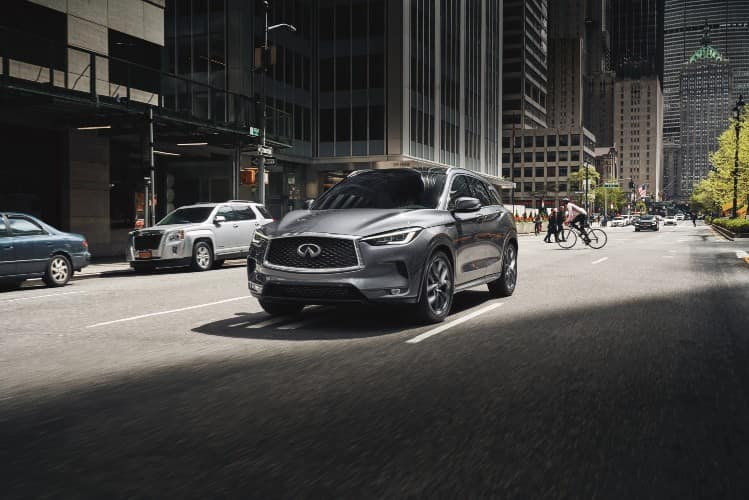 Promo image for 2021 QX50