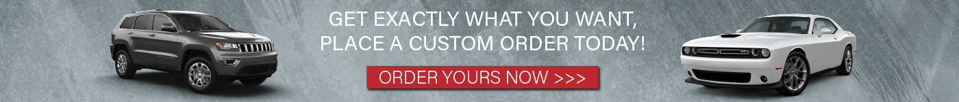 GET EXACTLY WHAT YOU WANT, PLACE A CUSTOM ORDER TODAY! ORDER YOURS NOW