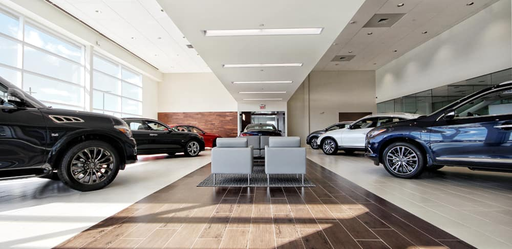 INFINITI Dealer Serving Evesham Township, NJ
