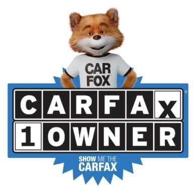 Carfax One-Owner