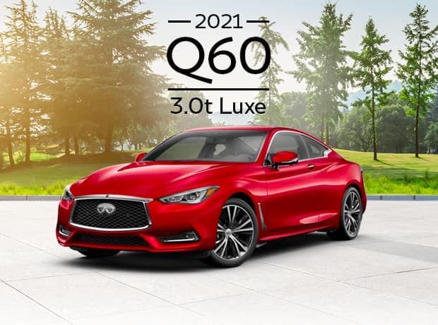 New 2021 INFINITI Q60