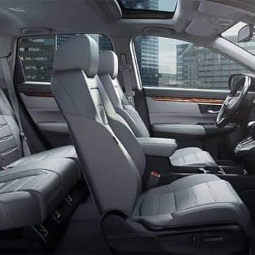 2019-Honda-CR-V-Interior-Seating-Features