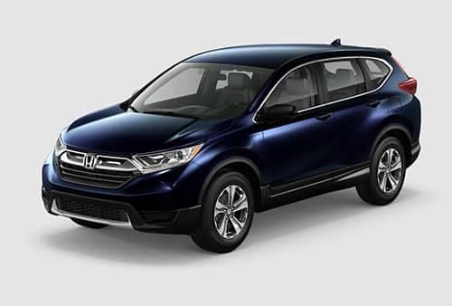 2019 CR-V LX 2WD