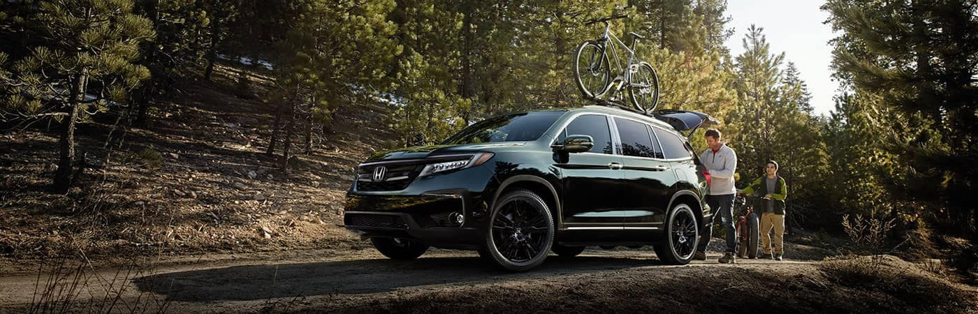 2019-Honda-Pilot-with-bike-rack