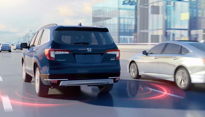 2020 Honda Pilot Safety Features