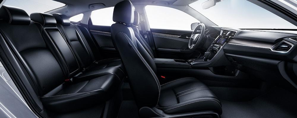 2020 Honda Civic Sedan cabin