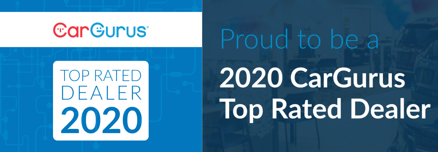 INFINITI of Boerne is a 2020 CarGurus Top Rated Dealer!