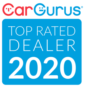 2020 CarGurus Top Rated Deale