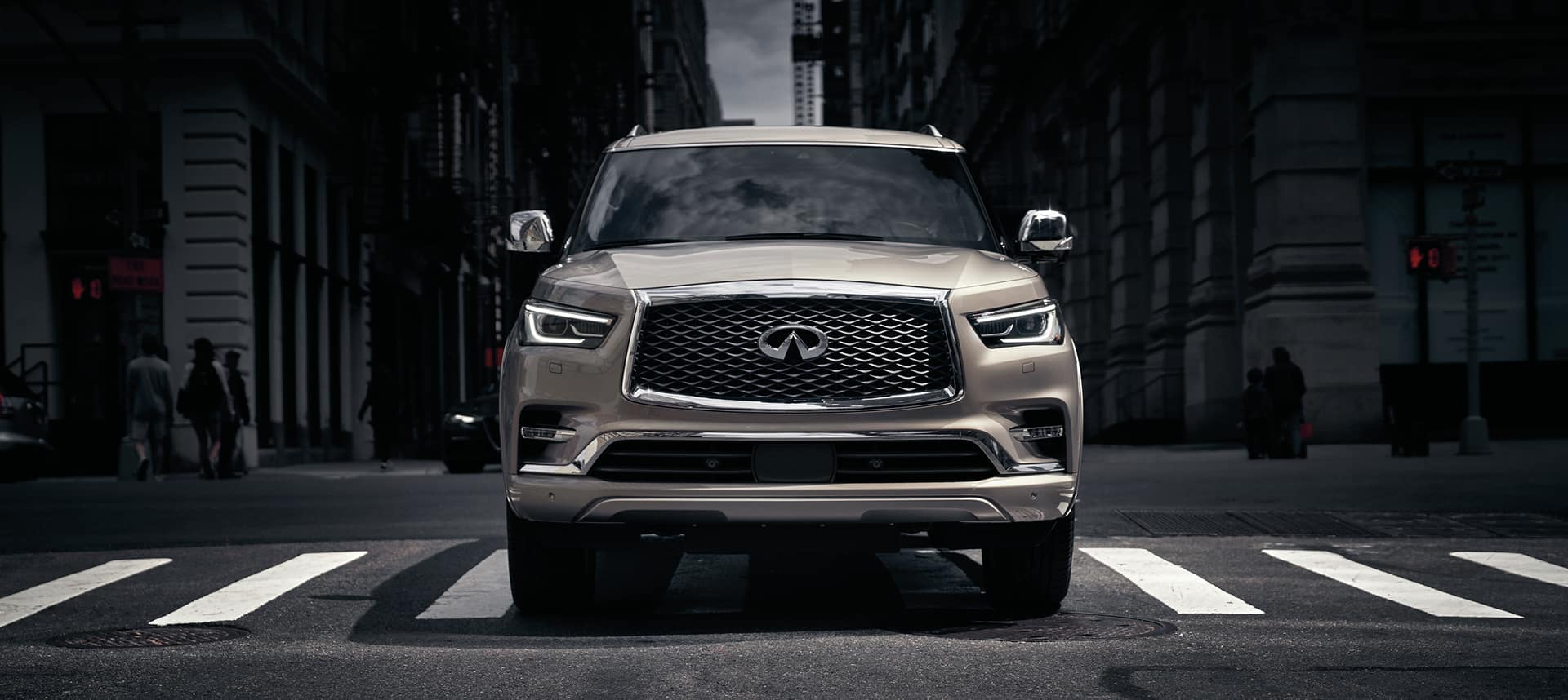 INFINITI Owner Celebration Event QX80