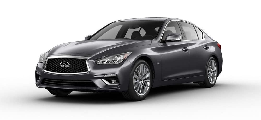 2019 INFINITI Q50 vs 2018 INFINITI Q50 | What's the
