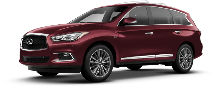 2020 INFINITI QX60 Deep Bordeaux