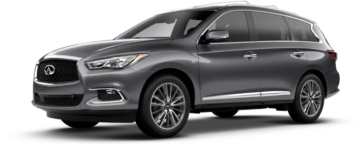 2020 INFINITI QX60 Graphite Shadow