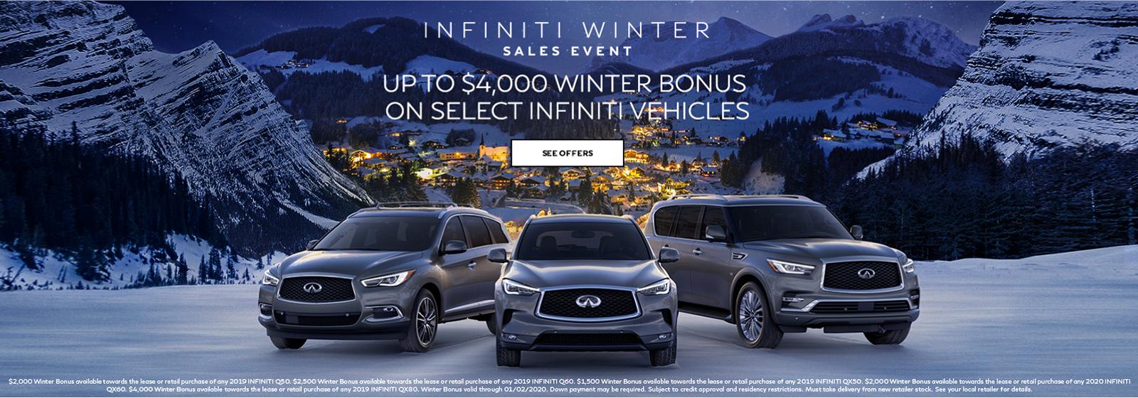 Winter Sales Event
