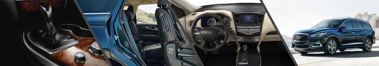 New 2019 INFINITI QX60 for sale in Lubbock, TX