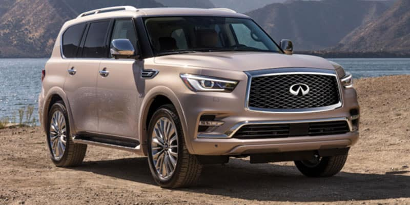 2019 INFINITI QX80 For Sale in Lubbock, TX