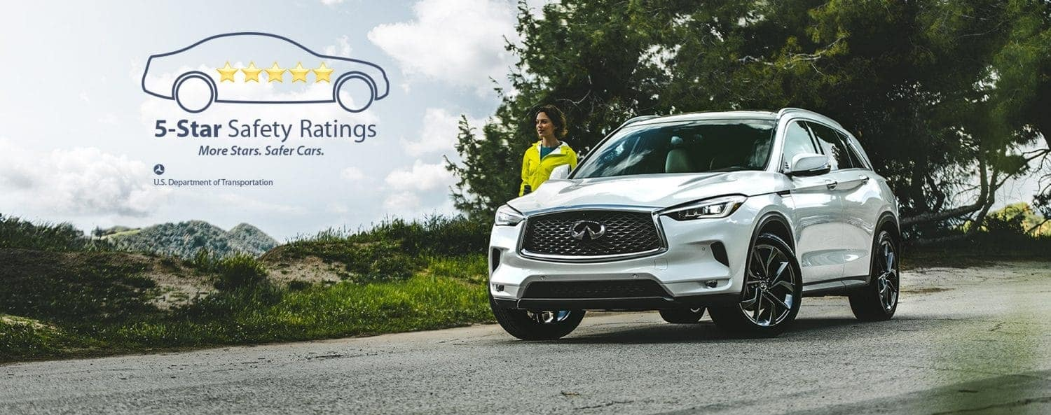 INFINITI QX50 safety features