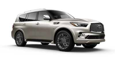 2019 INFINITI QX80 in Mobile