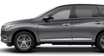 2020 INFINITI QX60 Near Mobile