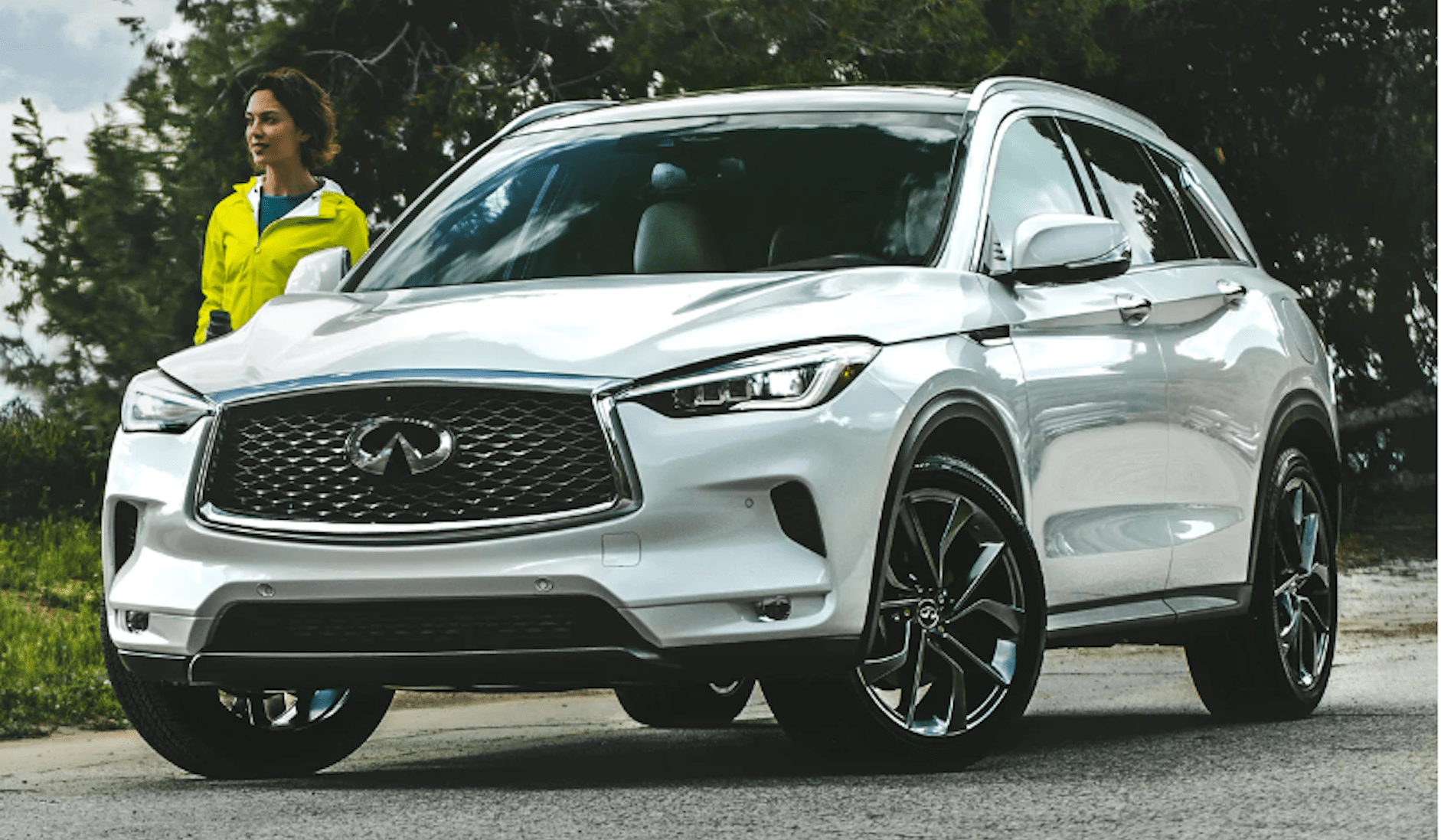 2020 INFINITI QX50 for sale near Mobile, AL