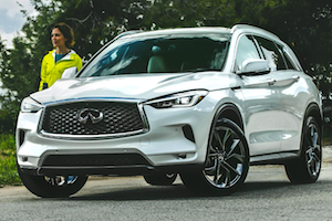 2020 INFINITI QX50 in Mobile