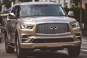 2020 INFINITI QX80 in Mobile