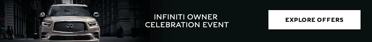 INFINITI Owner Celebration Event