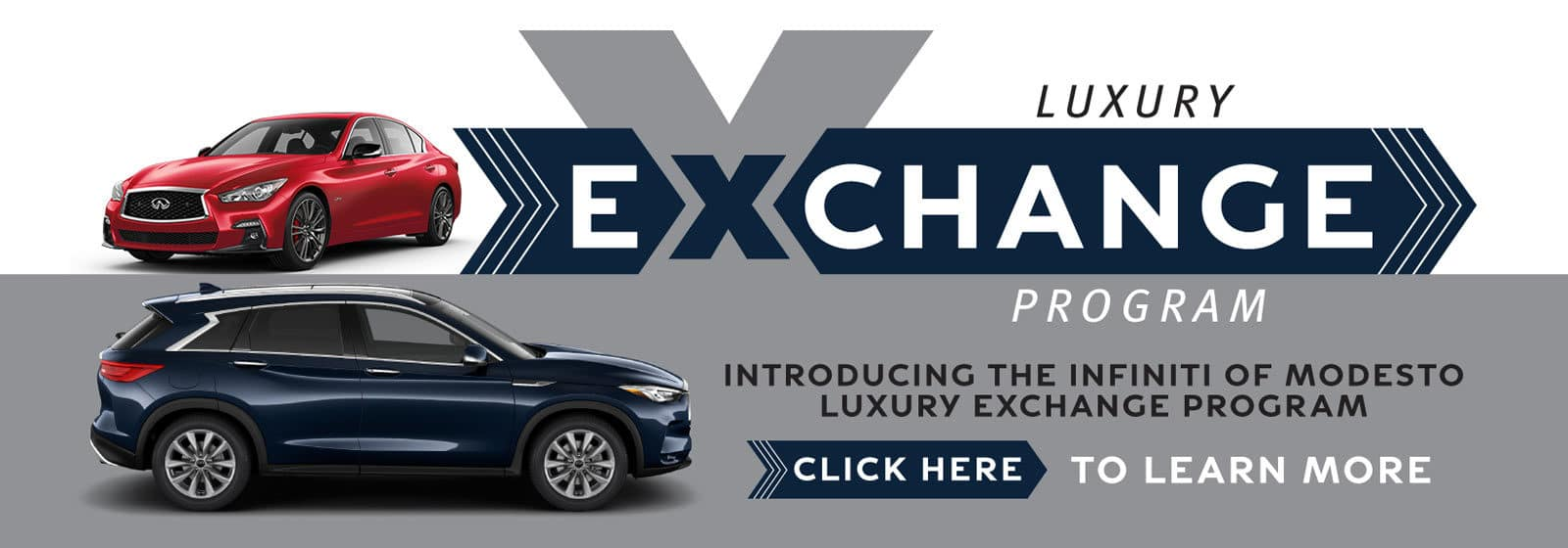 INFINITI Exchange Program