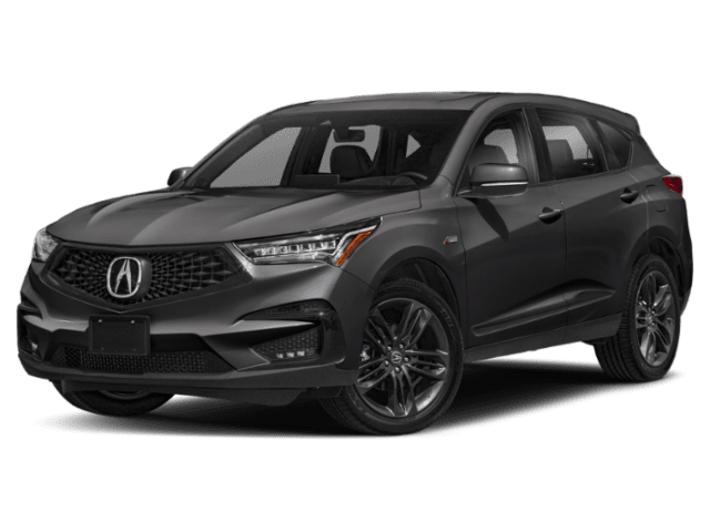 2019 Acura RDX in charcoal