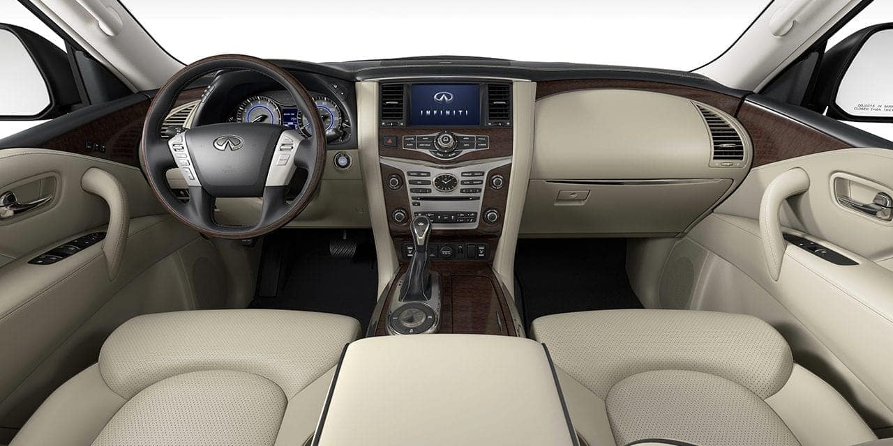 Compare 2019 Infiniti Qx80 Vs 2019 Nissan Armada Luxury Suvs