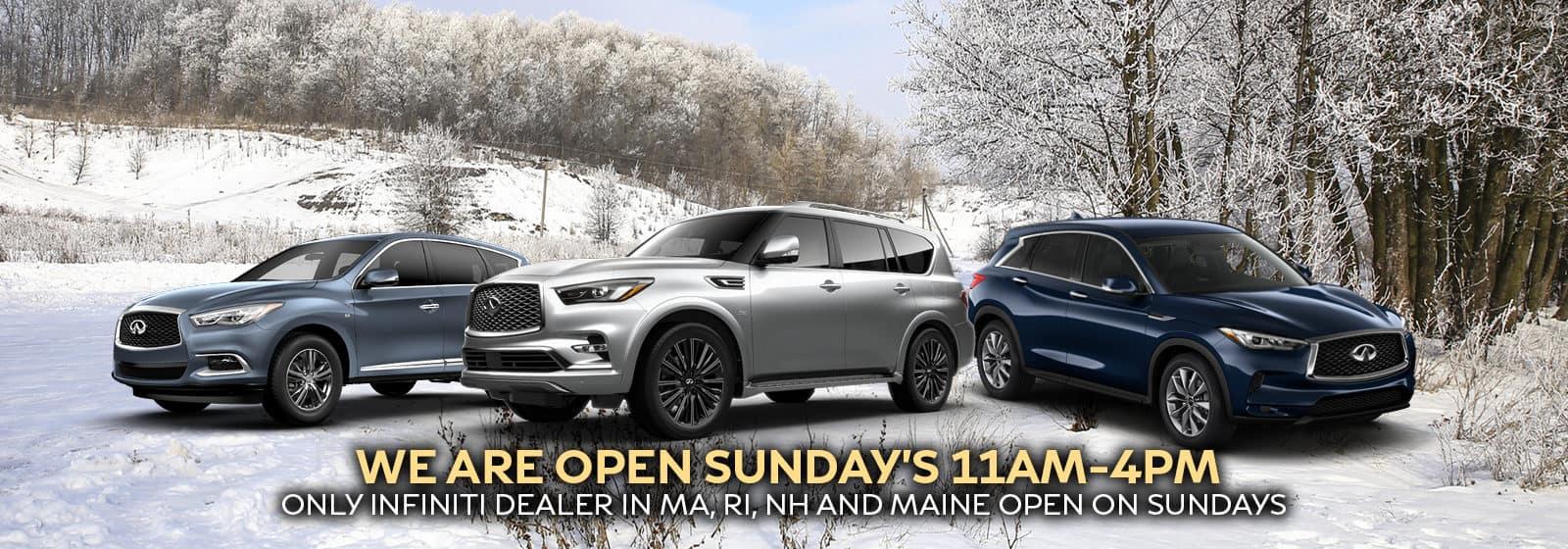 Open Sundays 11AM - 4PM