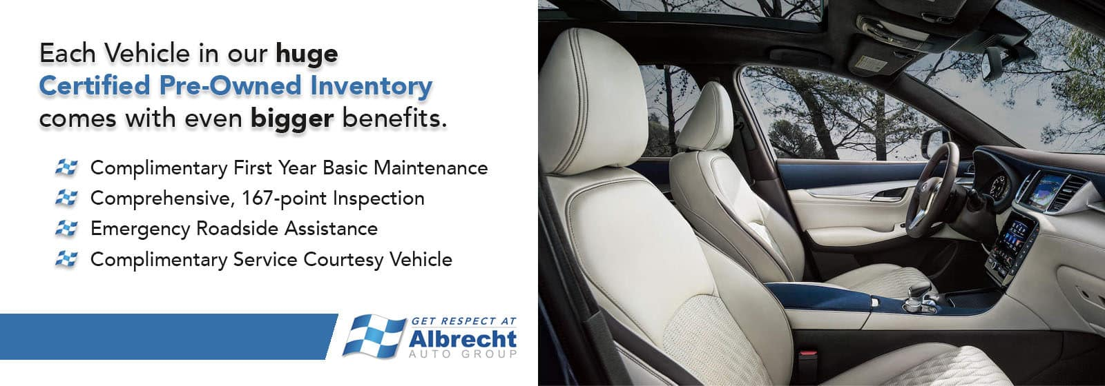 Certified Pre-Owned Benefits