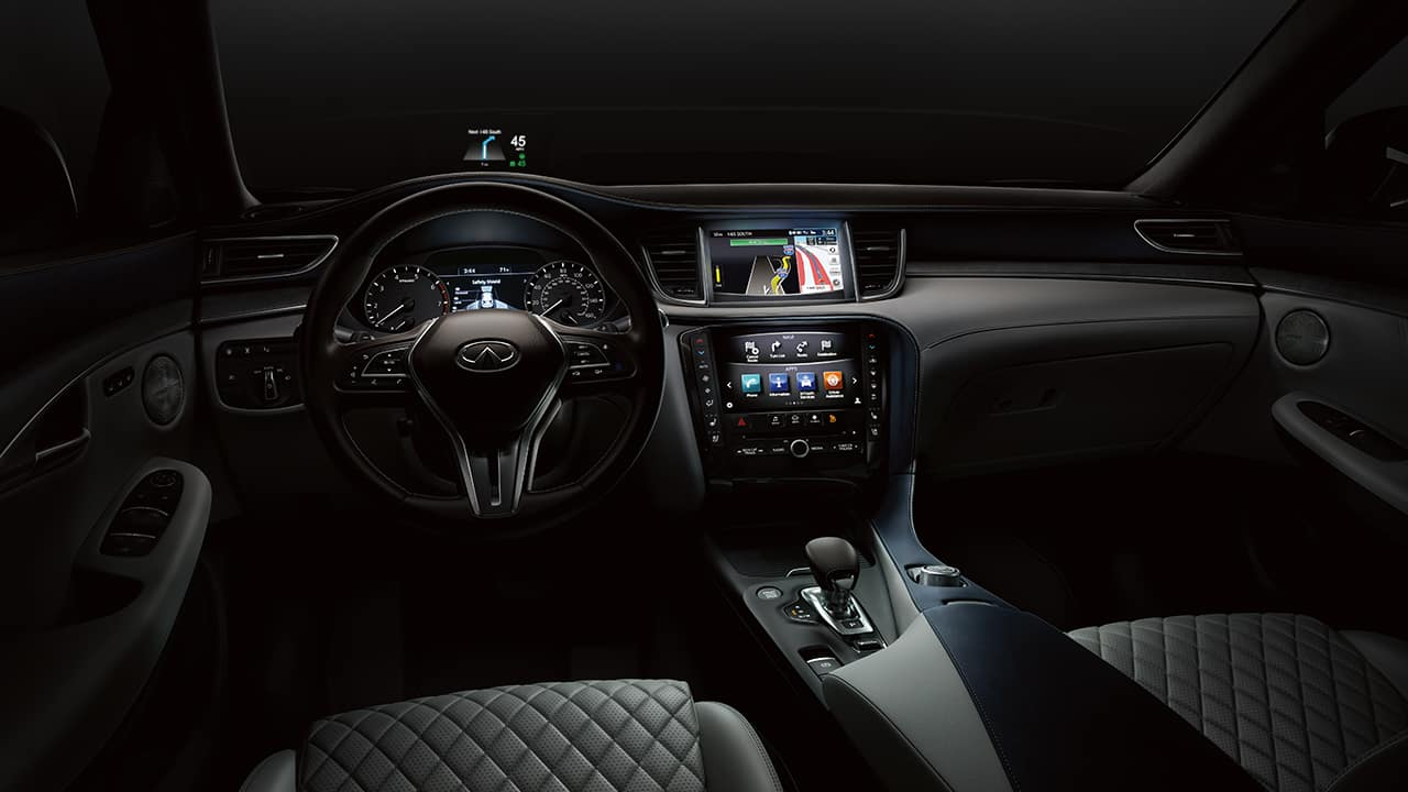 New INFINITI QX-50 Technology Orland Park