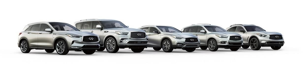 New INFINITI Car Showroom In Orland Park, IL