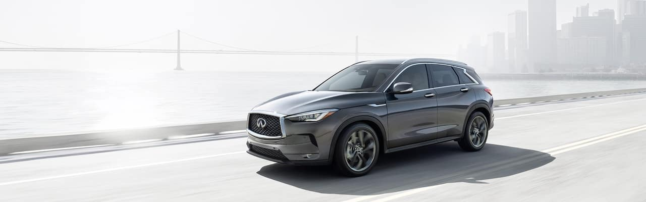 Visit the Zeigler INFINITI SUV Showroom near Mokena, IL