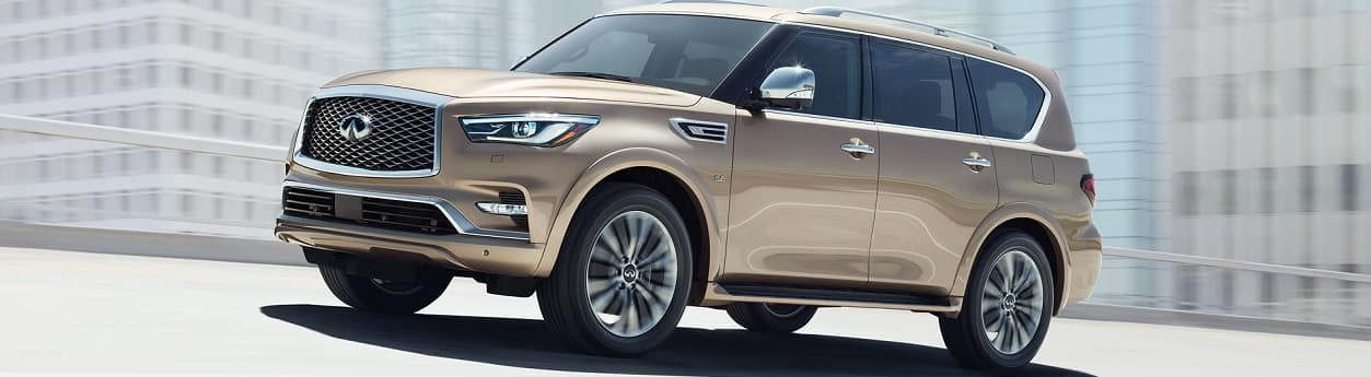 2019 Infiniti Qx80 Vs Competition In Tinley Park Il Infiniti Of
