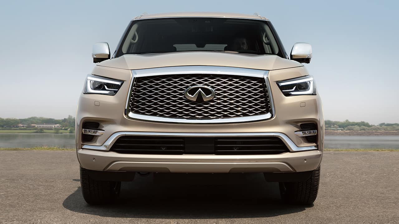 New 2019 QX80 INFINITI of Orland Park