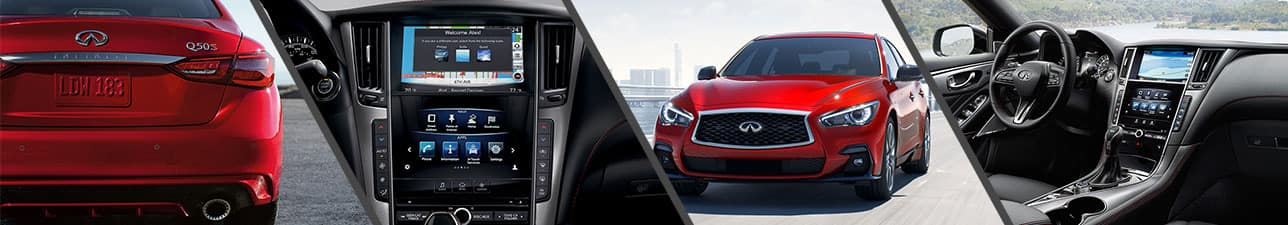New 2018 INFINITI Q50 for Sale | West Palm Beach, FL