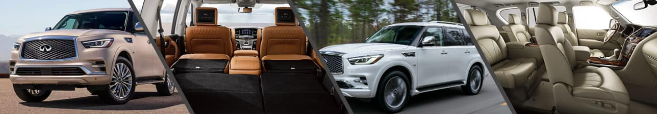 Used INFINITI QX80 For Sale in West Palm Beach, FL
