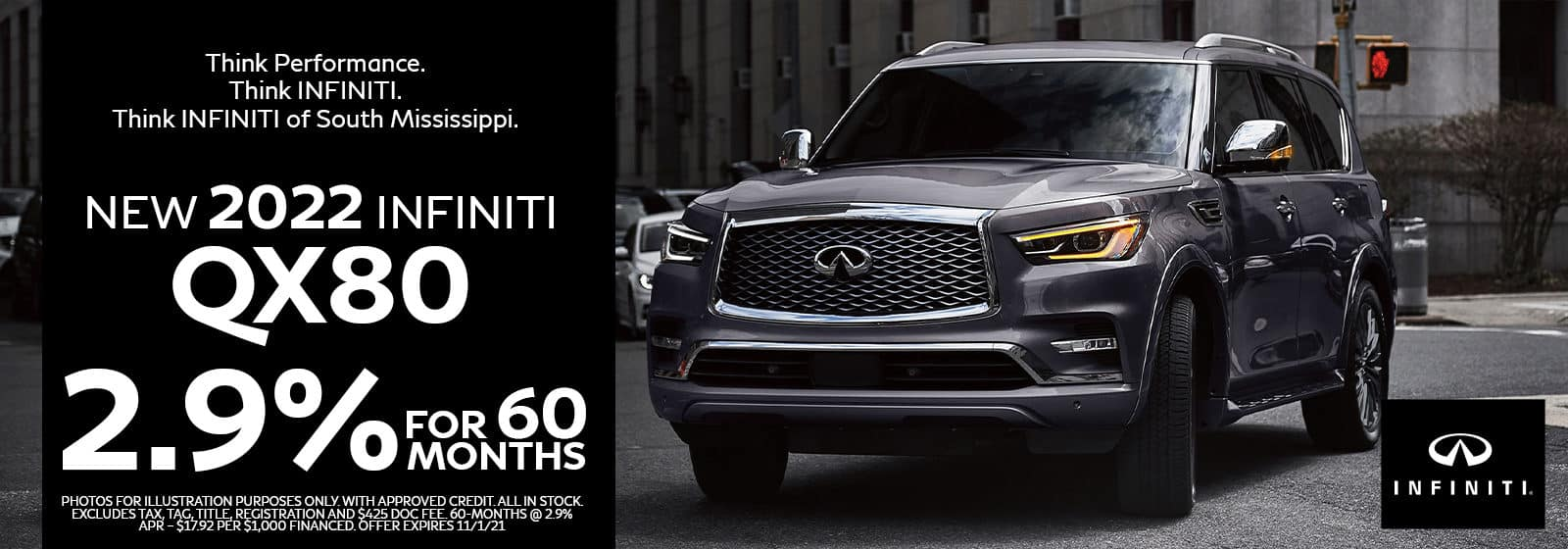 INFINITI of South Mississippi