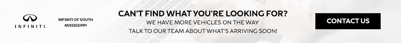 Can't find what you're looking for? We have more vehicles on the way - Talk to our team about what's arriving soon!