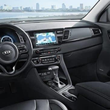 2019 Kia Niro cockpit
