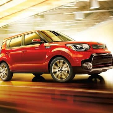 2019 Kia Soul designer collection